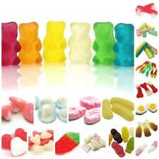 Pick N Mix JELLY SWEETS CANDY Wedding Favours Kids Treats Party Bag Candy Cart