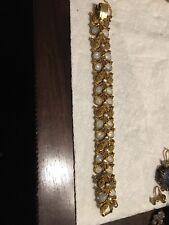 Vintage Florenza Moon Bracelet