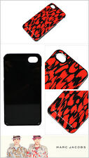 New MARC BY MARC JACOBS IPHONE CASE 4/4S CORVETTE RED MULTICOLOR $38