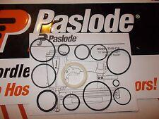 Paslode Finish Nailer # 500970 T250-F16 O-Ring Kit + Cylinder Seal 402725