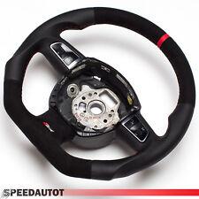 Messa Punto S-LINE Piatto Volante Multifunk. Volante in pelle Nero Audi A6 4F