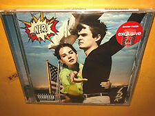 LANA DEL REY Norman F@$#ing Rockwell NFR CD + Exclusive TARGET POSTER - NEW