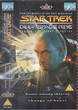 Star Trek Deep Space Nine VHS 6:8 Honor Among Thieves/Change Of Heart
