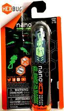 HEXBUG Blue Gray Glow in the dark Nano Newton Series NEW Sealed in package