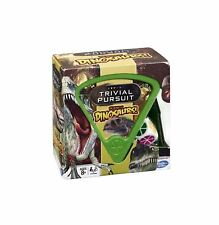Trivial Pursuit The World Of Dinsoaurs Fun Quiz Game For Family