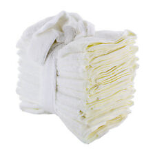 10 Turtle Wax Microfiber Car Exterior Interior House Cleaning Cloth Towels White
