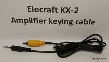 Elecraft KX-2 Amplifier Keying cable