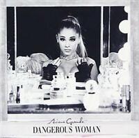 ARIANA GRANDE-DANGEROUS WOMAN  BONUS TRACK JAPAN CD