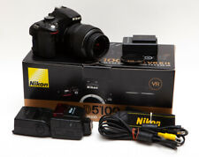 Nikon D D5100 16.2MP Digital SLR Camera + 18-55mm VR Lens + SB-600 * USA
