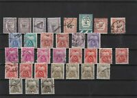 france  postage due stamps ref 10991