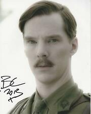 Benedict Cumberbatch signed 10x8 Image B photo UACC Registered dealer