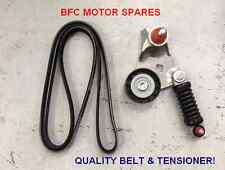 FORD MONDEO MK3 2.0 2.2 TDDi TDCi ALTERNATOR FAN BELT & TENSIONER PULLEY NEW