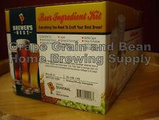 Brewers Best Dunkelweizen Beer Making Kit, Beer Ingredient Kit, Beer Kit