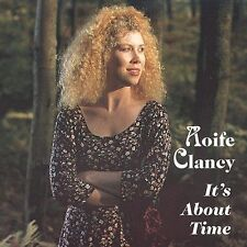 FREE US SHIP. on ANY 2 CDs! NEW CD Aoife Clancy: It's About Time
