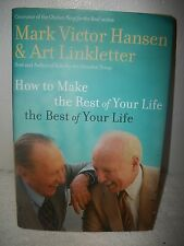 How to Make the Rest of Your Life the Best of Your Life Art Linkletter Autograph