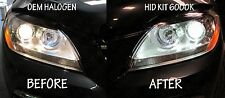 For G ML GLK MBZ SUV Headlight HID Xenon Conversion Kit 6000k 6k Lamp Upgrade