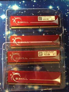G.Skill PC3-12800 2 GB DIMM 1600 MHz DDR3 SDRAM Memory (F3-12800CL9D-4GBNQ)