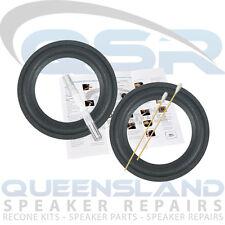 """6"""" Foam Surround Repair Kit to suit Infinity Speakers Kappa 2000.3 (FS 132-107)"""