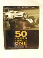 Fifty Years of the Formula One World Championship, Jones, Bruce, Excellent Book