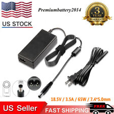 65W AC Adapter Power Supply Charger for HP Pavilion DV4 DV5 DV6 DV7 G60 Laptop