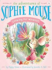 Looking for Winston (The Adventures of Sophie Mouse) by Green, Poppy