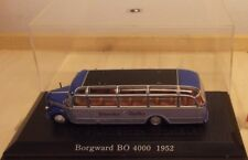 Borgward BO 4000 1952 Atlas Bus Collection Dagostini Vitrinenmodell Neu