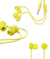 Nokia WH-208 Lumia 925 920 820 800 720 710 620 520 earphones handsfree Yellow