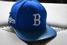 BROOKLYN DODGERS Cooperstown Collection MLB Baseball Cap Pre-Owned Adjustable