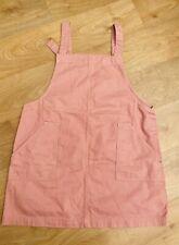 tu Size 20 pinafore /dungaree dress . Blush Pink Unworn