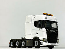 WSI TRUCK MODELS,SCANIA S HIGHLINE CS20H 8x4 SINGLE TRUCK