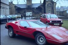 More details for  35mm slide nova kit car huddersfield 1980's vw polo background
