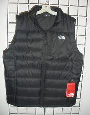The North Face Men's Aconcagua Vest in TNF Black 550 Fill Down Sz L