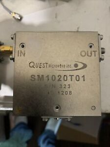 Quest Microwave 1-2GHz Isolator #3