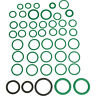 A/C System O-Ring and Gasket Kit-Rapid Seal Oring Kit UAC RS 2525