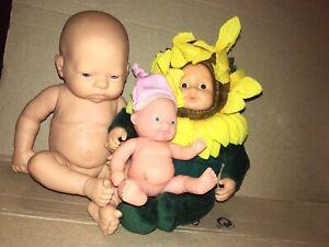 Fuori PRODUZIONE 5 pollici berenguer bambola,