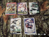 Mixed Lot of 20 Football Sports Cards (LOT #12) 1990-1992