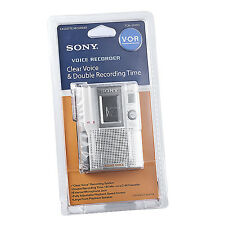 Sony Tcm-200Dv Handheld Cassette Voice Recorder