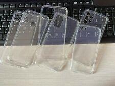 Cover Custodia TRASPARENTE PER Huawei HONOR 6C PRO PROTEZIONE CAMERA  SCHERMO