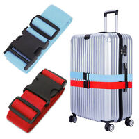 Luggage Straps - Travel Accessories TSA Approved Luggage Straps Suitcase Belts