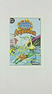 Vintage Super Powers Collection AQUAMAN #8 Mini Comic