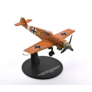 Atlas Editions Aircraft JR01 Messerschmitt Bf 109 F 4 TROP WWII Fighter 1:72nd