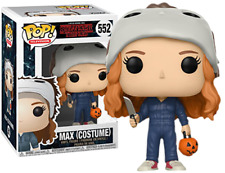 FUNKO POP! Stranger Things - Max in Michael Myers Costume