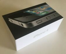 Apple iPhone 4 32GB Box ONLY (Empty) - for black phone (MC610LL/A)