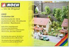 NOCH 60820 Straßenbau-Set, reicht für ca. 8cm breite und ca. 300cm lange Straße