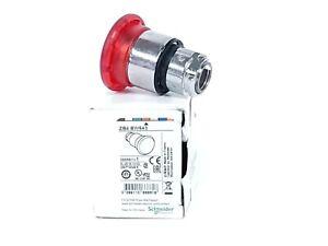 NIB SCHNEIDER ELECTRIC ZB4BW643 RED MUSHROOM PUSH BUTTON ZB4 BW643
