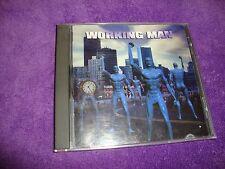 WORKING MAN RUSH tribute rock cd skid row/slaughter/jake e lee/dokken