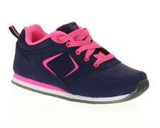 Danskin Now Girls Navy Pink Sneakers School Shoes Sz 6 New B303