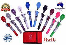 BWB LED F.O Otoscope Ophthalmoscope Opthalmoscope ENT Diagnostic Examination Set