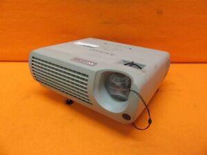Mitsubishi SD205R DLP Digital Multimedia Projector 2,000 Lumens w/ Working Lamp