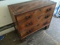 Antique victorian chest of drawers LB220121M